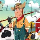 Farm And Animals Puzzles icon