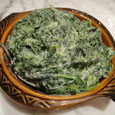 Cook the Book: Classic Creamed Spinach