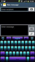 Screenshot of Midnight Keyboard
