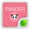 Panda GO Keyboard Emoji Theme APK Descargar