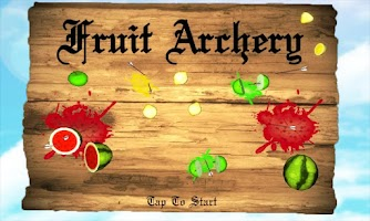 Screenshot of Fruit Archery Free