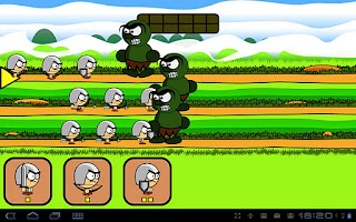 Screenshot of Little Battles
