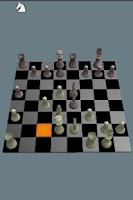 Screenshot of AndroidKnight 3D Chess