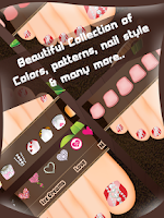 Screenshot of Princess Pedicure