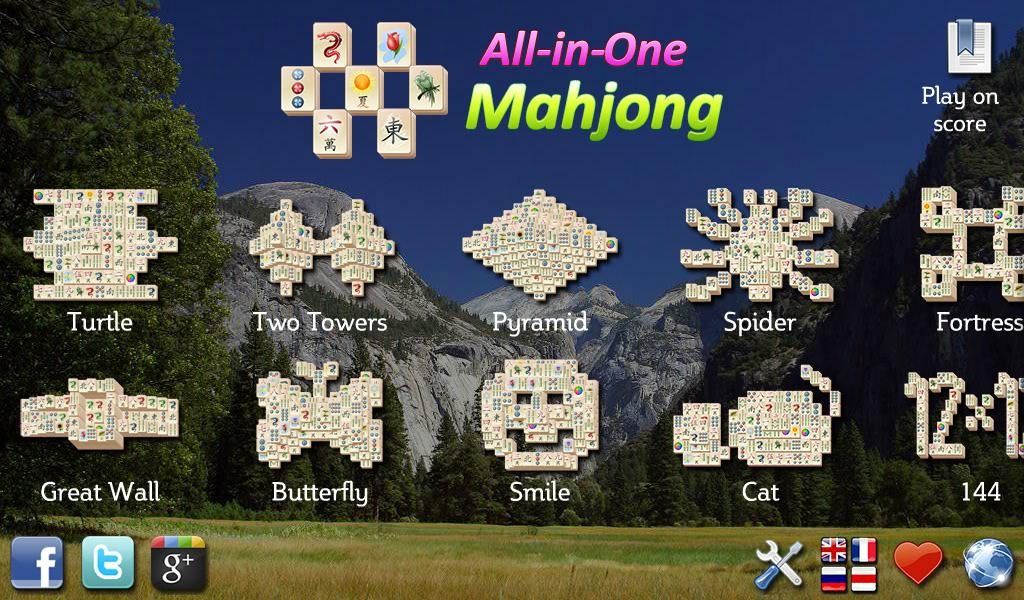 All-in-One Mahjong Screenshot 10
