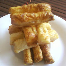 Littlemafia's Parmesan Sticks