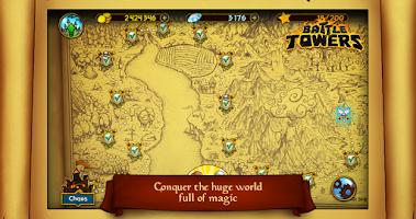 Screenshot of Battle Towers