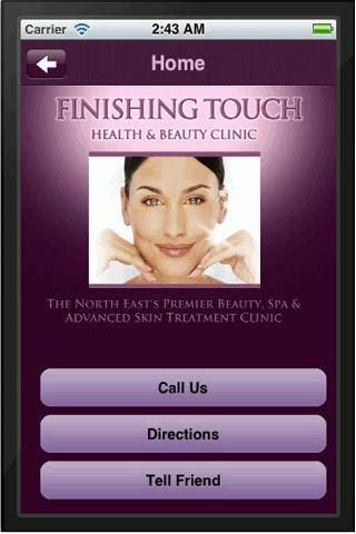 Finishing Touch Salon Consett