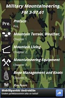 Screenshot of Mountaineering