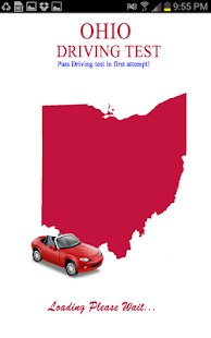 Ohio Driving Test - screenshot