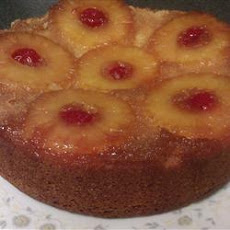 Pineapple Upside-Down Cake III