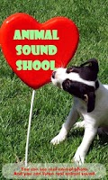 Screenshot of Baby Sound School (animals)