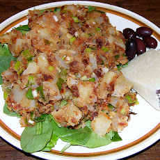 Baked Potato Salad - Loaded!