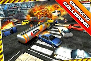Screenshot of Traffic Panic 3D