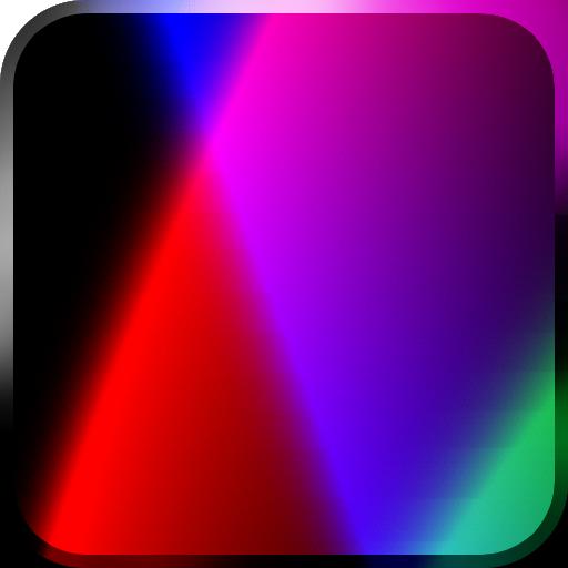 Chroma Wave Live Wallpaper 個人化 App LOGO-APP試玩