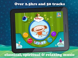 Screenshot of Musical NightLight