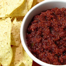 Cranberry Chili Salsa