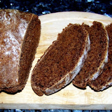 Bread Machine Pumpernickel Bread