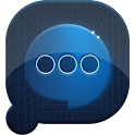 Easy SMS Blue Technology Theme