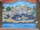 Mural Los Cuñados