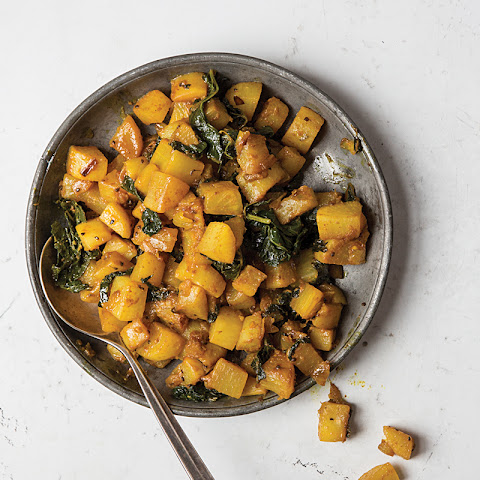 Smita Chandra's Daikon Curry