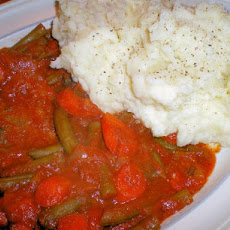 Swiss Steak for Two