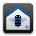 Honeycomb Launcher + icon