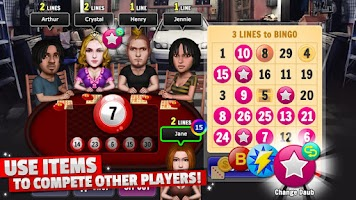 Screenshot of Bingo House™