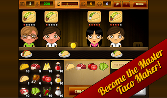 Screenshot of Taco Bar FREE!