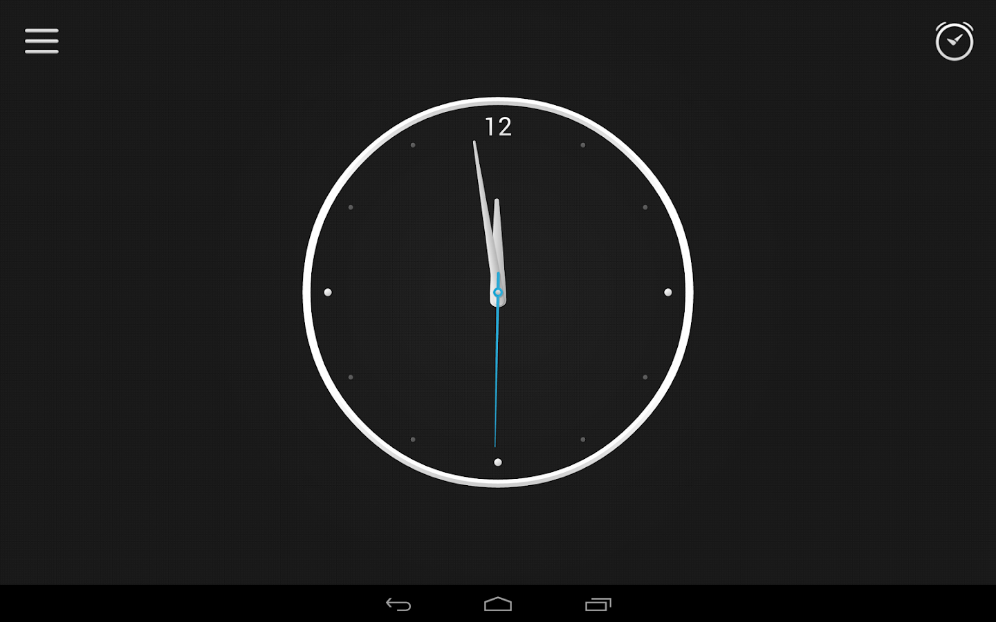 Alarm Clock Screenshot 8