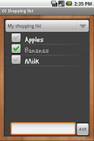 Screenshot of Blackboard Theme