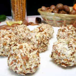 Walnut and Stilton Cheese Ball