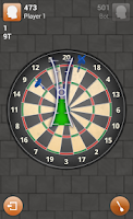 Screenshot of Darts 3D