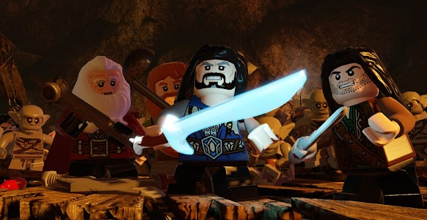 LEGO The Hobbit announced for release next year