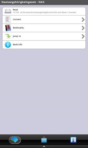 【免費書籍App】Sammlung von Gesetzen. Teil 2-APP點子
