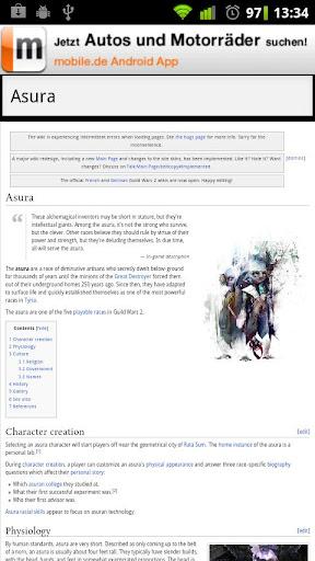 GuildWiki2 Browser