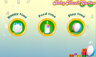 Screenshot of Baby Hazel Fun Time