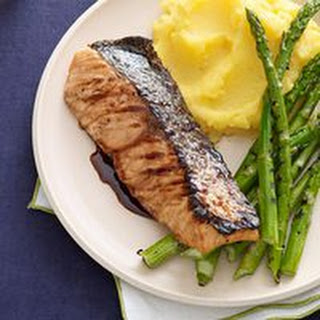 Grilled Salmon Asparagus Recipes