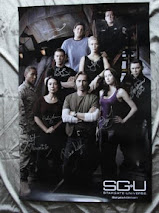 Main image of Cast Signed Promotional Poster