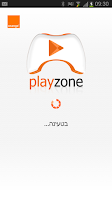 Screenshot of PlayZone