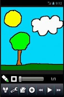 Screenshot of Flip Book Free