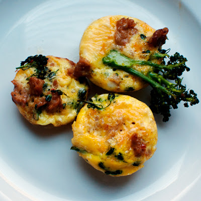 Quick Make-Ahead Muffin Tin Eggs