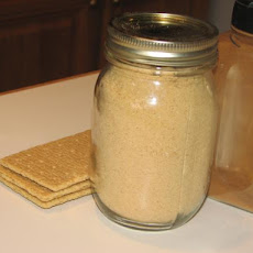 Graham Cracker Crumb Crust Mix