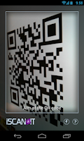 Screenshot of Fastest QR Scanner Reader App