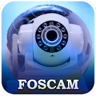 uFoscam: 2-way Audio & Graph icon