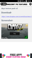 Screenshot of Texture Packs - Minecraft PE