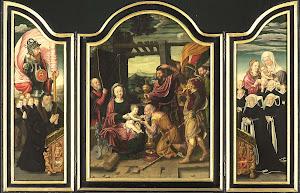 RIJKS: manner of Bartholomäus Bruyn (I): painting 1600