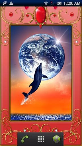 Dolphin -Carnelian-