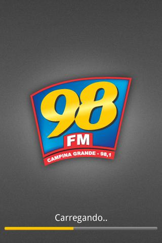 Rádio 98 FM Campina Grande