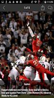 Screenshot of NJ.com: Rutgers Football News